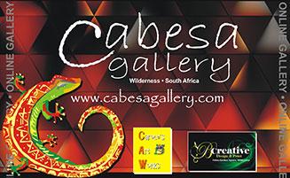 Cabesa Gallery Wilderness Art Festival www.wilderness-art-festival.co.za
