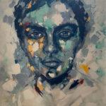 Breathe-840mmx1200mm-Acrylic-on-canvas Semona Diener