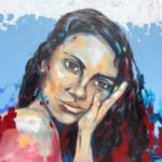 Lady-Hope-1400mm-x-1400mm-Acrylic-on-canvas-Semona-Diener