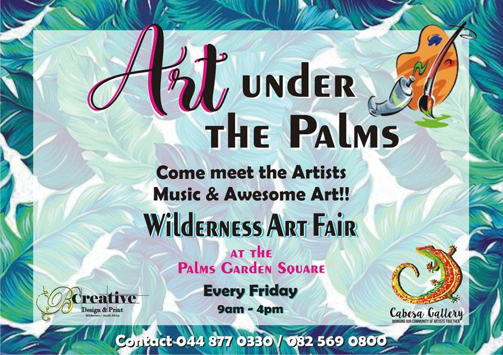 Wilderness Art Festival Art Fair 2020